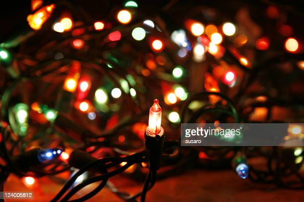 christmas lights - blues music stock pictures, royalty-free photos & images