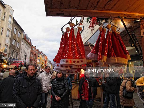 christmas market in berlin (germany) - spandau stock pictures, royalty-free photos & images