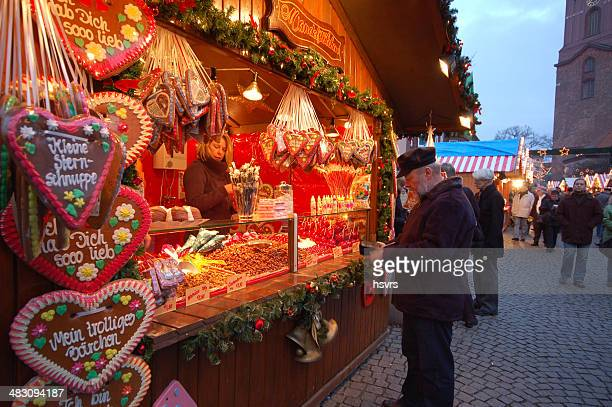 Christmas market in Berlin Spandau (Germany)