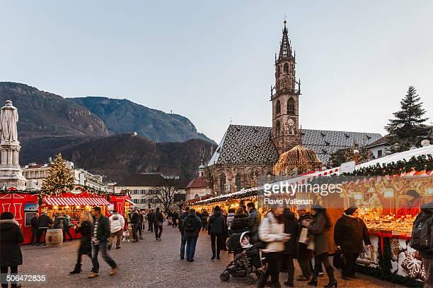 Mercatino di Natale a Bolzano, Italia