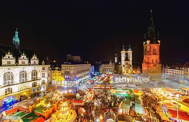 Christmas Market in Halle (Saale)