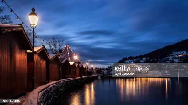 Christmas market in Rottach-Egern
