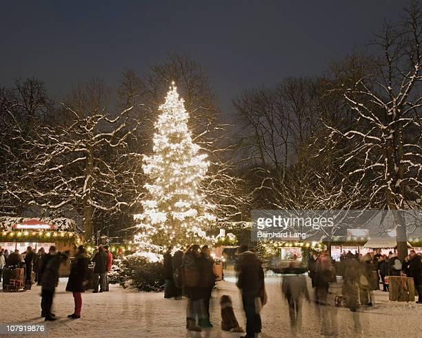 Christmas Market, Munich