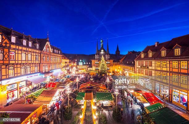 クリスマスマーケット Wernigerode