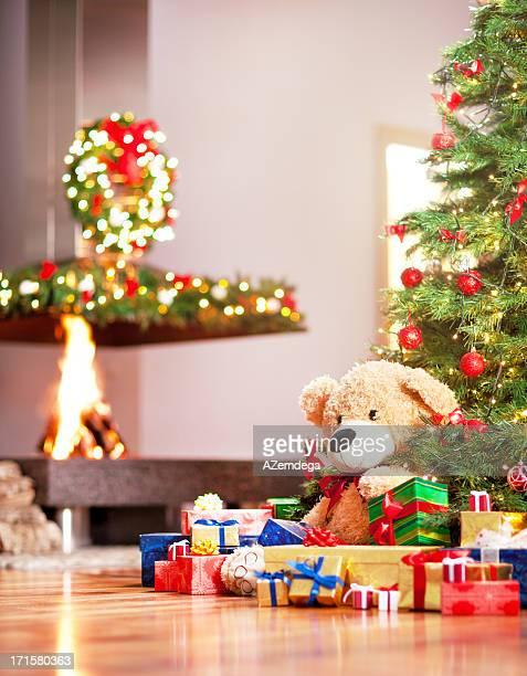 Navidad por la mañana