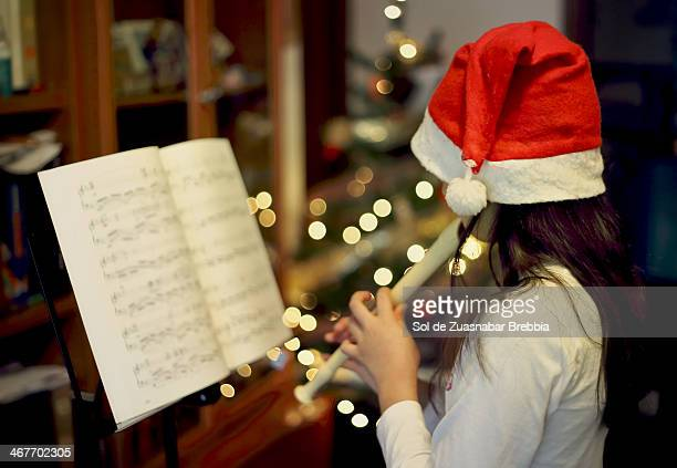 christmas music - christmas music stock pictures, royalty-free photos & images