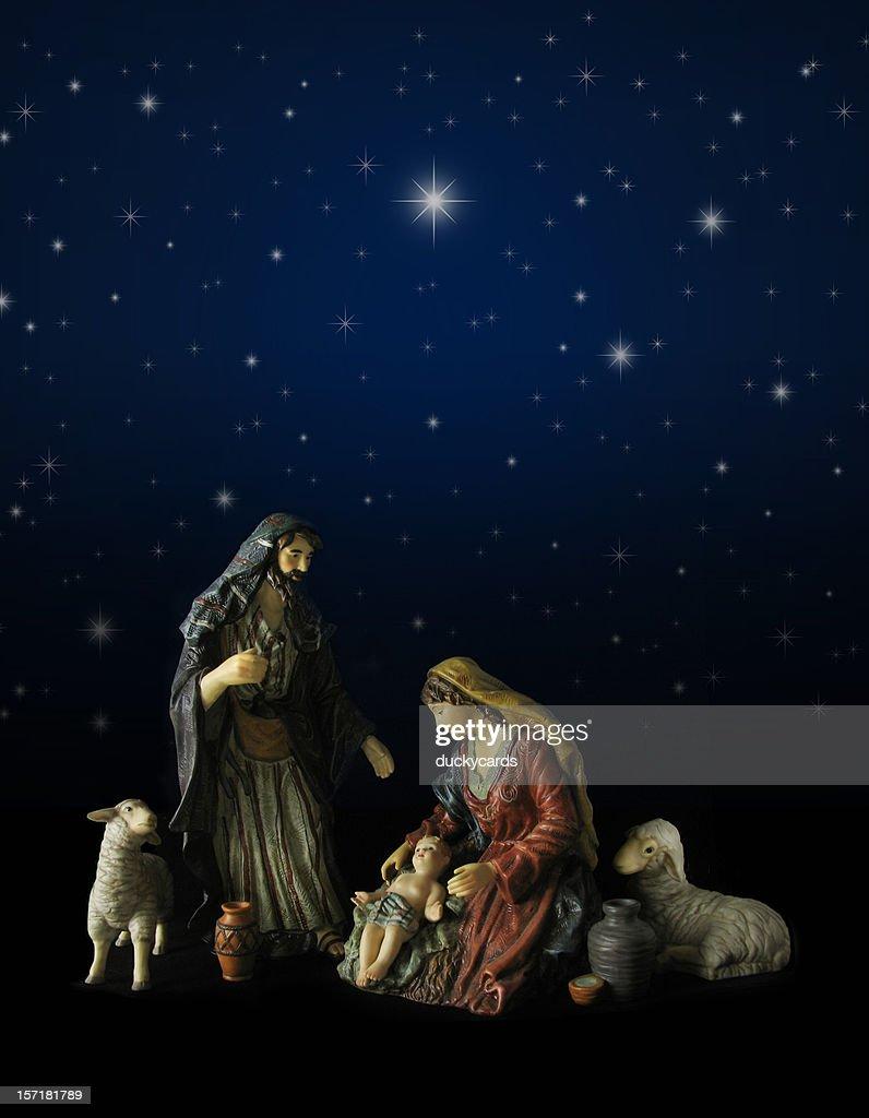 Christmas Nativity : Stock Photo
