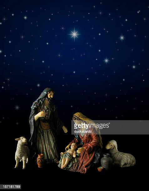 christmas nativity - nativity stock photos and pictures