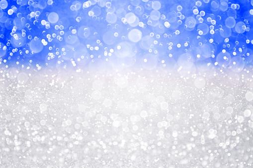 Christmas or Chanukah Glitter Background 866452694