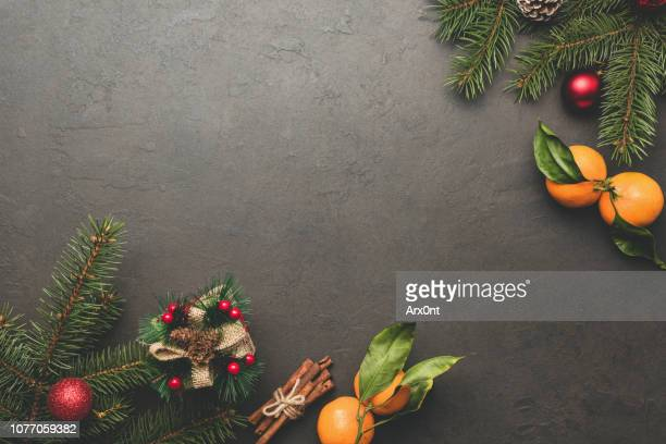 christmas or new year frame background - christmas banner stock photos and pictures
