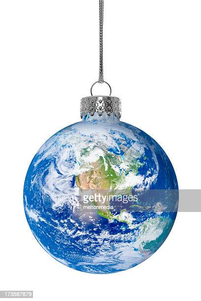Erde-Ornament