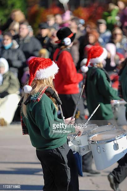 Christmas Parade Band