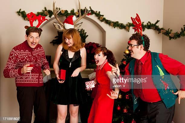 De Navidad Party