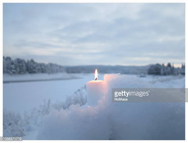christmas - candle stock pictures, royalty-free photos & images