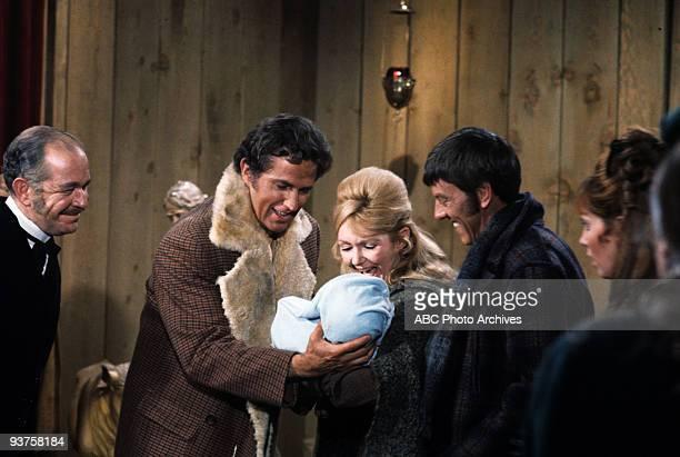 BRIDES A Christmas Place 12/18/68 Extra Robert Brown Christine Matchett Michael Bell Bridget Hanley