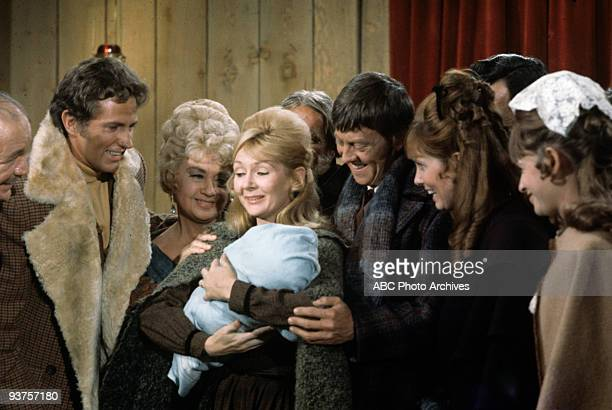 BRIDES A Christmas Place 12/18/68 Robert Brown Joan Blondell Christine Matchett Michael Bell Bridget Hanley Susan Tolsky