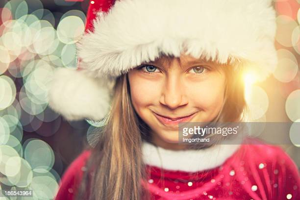 Weihnachten-Porträt