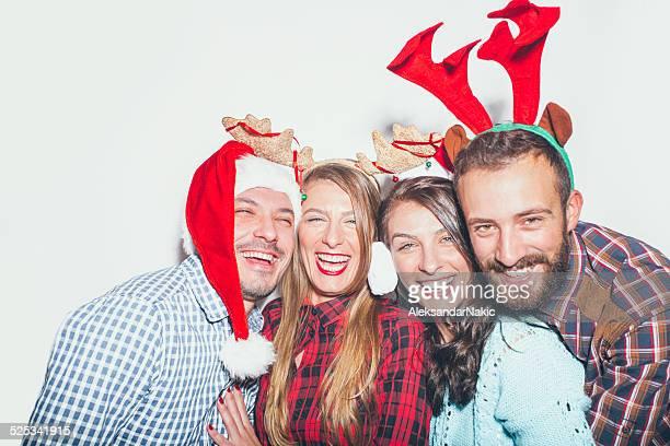 クリスマスのポートレート