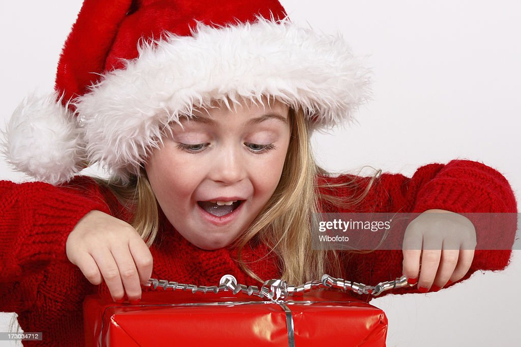 christmas present : Stock Photo