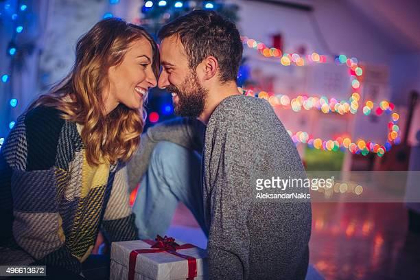 Weihnachten-Romantik