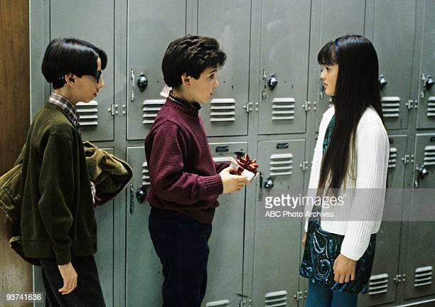 YEARS 'Christmas' Season Two 12/14/88 Winnie gave Kevin a Christmas gift Josh Saviano also starred