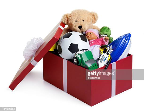 Christmas Shoebox for Children