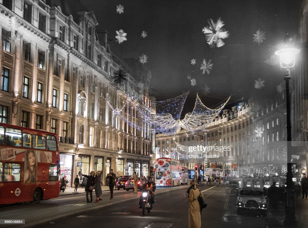 Christmas in London: Past and Present