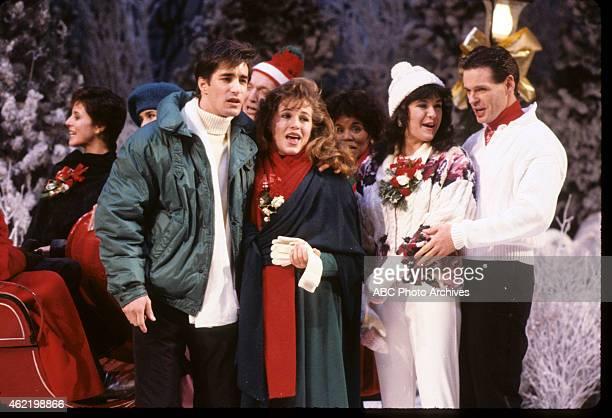 LOVING Christmas Show Coverage Shoot Date December 6 1990 BREEN
