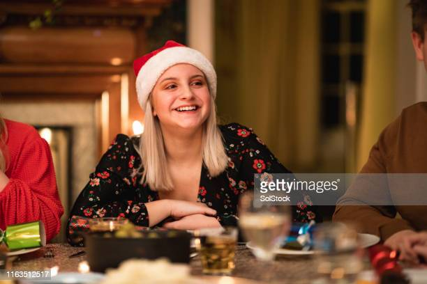 christmas smile! - novelty item stock pictures, royalty-free photos & images