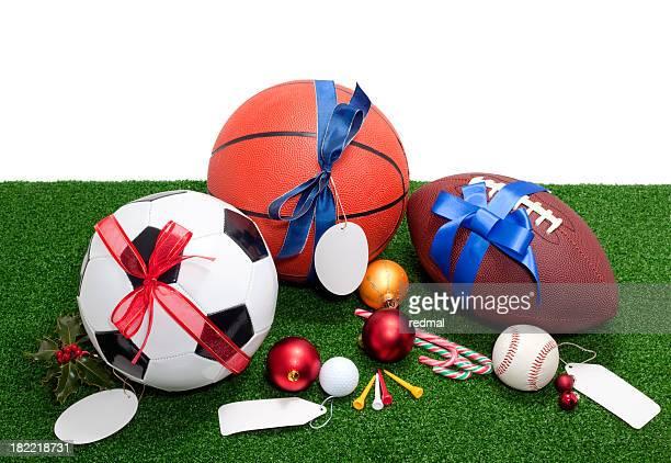 Weihnachts-sport