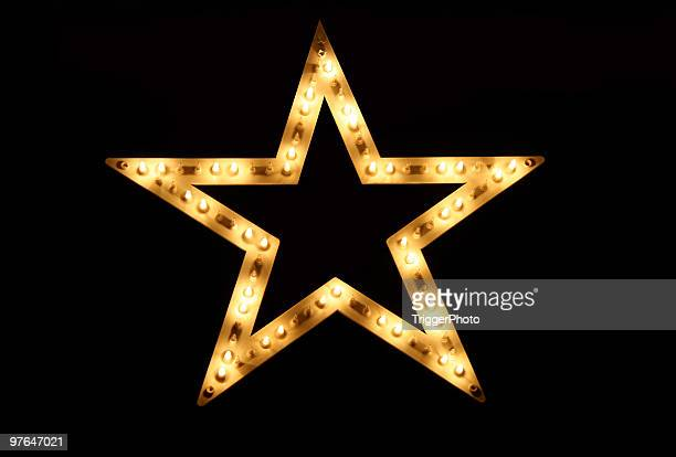 christmas star - star shape stock pictures, royalty-free photos & images