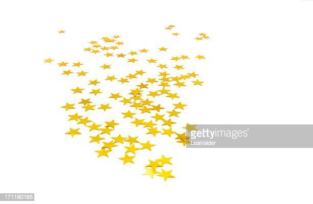 christmas stars - star shape stock pictures, royalty-free photos & images