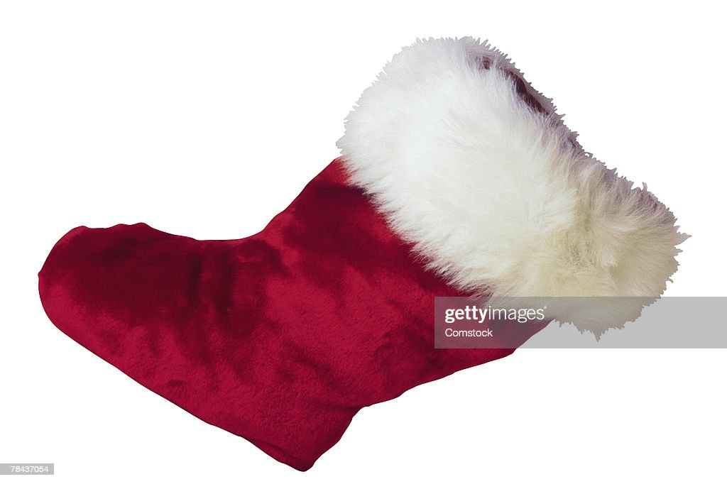 Christmas stocking : Stock Photo