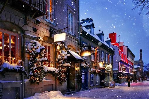Christmas Street Decorations - gettyimageskorea