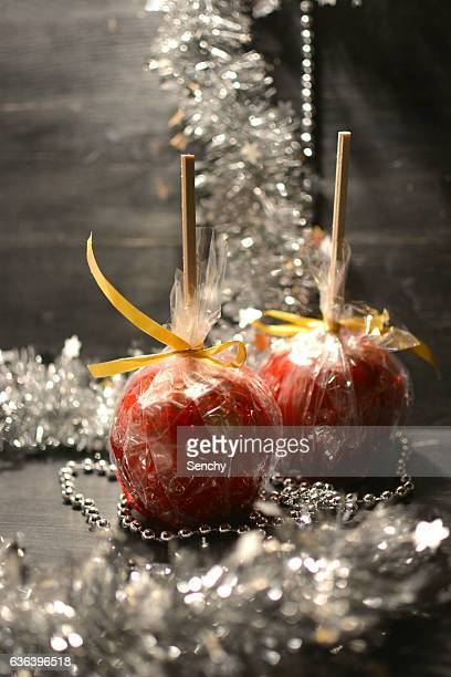 Christmas sugar apples