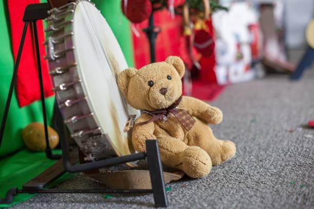 Christmas Teddy ready