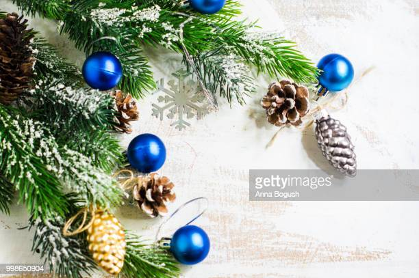 christmas time decorations - christmas background stock photos and pictures