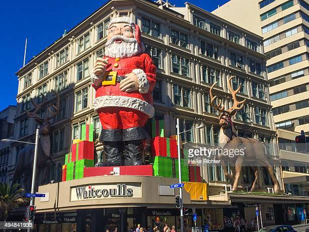 Christmas Time in Auckland Queen Street