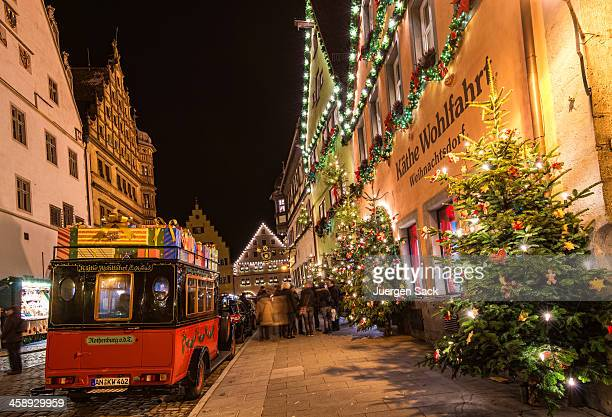 Christmas time in Rothenburg