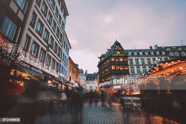 Strasbourg France Christmas Time.World S Best Strasbourg Stock Pictures Photos And Images
