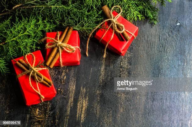 Christmas time presents