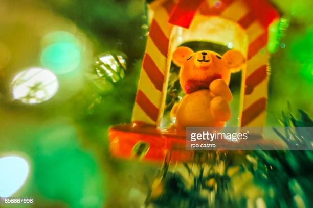 Christmas Toy Bear