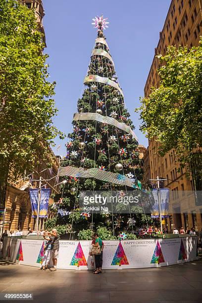 Christmas Tree at Martin Place