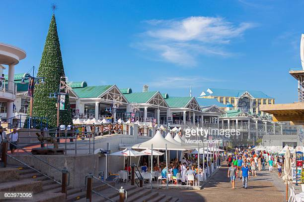 Christmas tree at V&A Waterfront