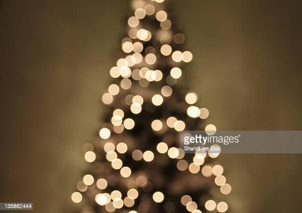 Christmas tree lights