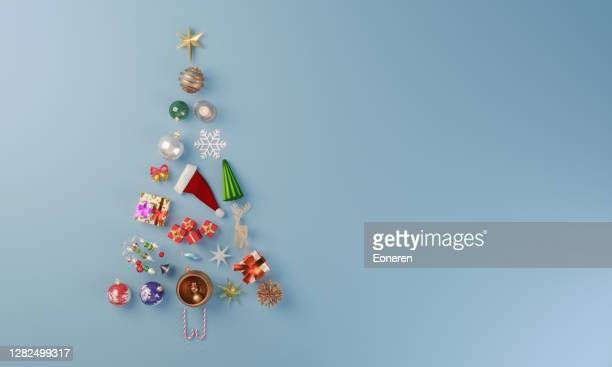christmas tree - new year concept - christmas tree stock pictures, royalty-free photos & images