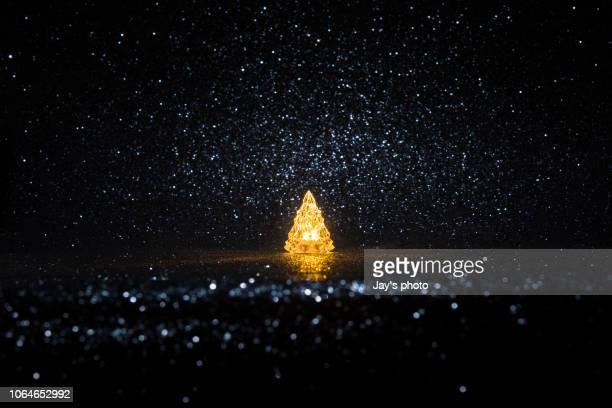 christmas tree - パイン材 ストックフォトと画像