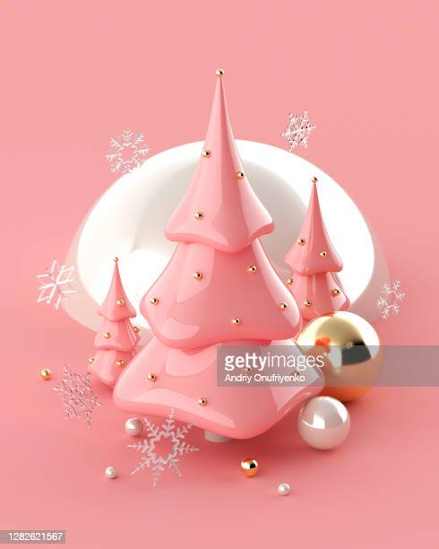 christmas tree - christmas stock pictures, royalty-free photos & images