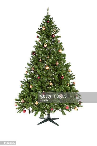 christmas tree - fake stock pictures, royalty-free photos & images