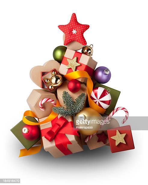 christmas tree - fete stock photos and pictures